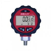 Pg30 pro red  manômetro digital  800 psi 87 gases - ELITECH