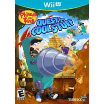 Phineas and Ferb: Quest for Cool Stuff - Majesco