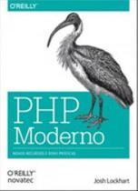 Php moderno - Novatec