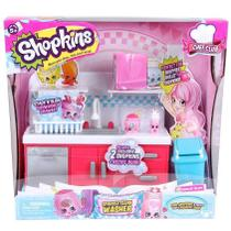 Pia e Lavadora Chef Club Shopkins - DTC 4585 -