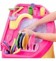 Pia Infantil Acqua Clean Lava Louças Play Time Cotiplás - COTIPLAS