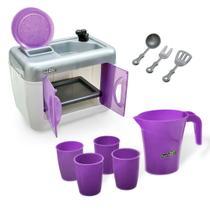 Pia Infantil Baby Kitchen Cozinha - Usual Brinquedos -
