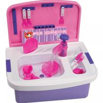 Pia Mágica Super de Brinquedo Menina Magic Toys -