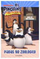 Piadas No Zoológico - Os Pinguins de Madagascar - Caramelo -