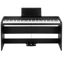 Piano Digital Korg B1SP BK Preto -