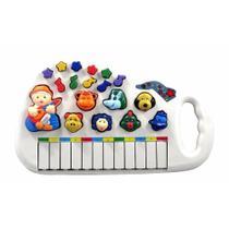 Piano infantil iaiao animais hk951 29cm - Esm