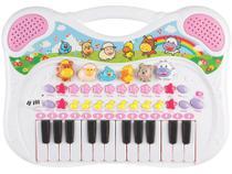 Piano Infantil Musical Animal - Braskit -