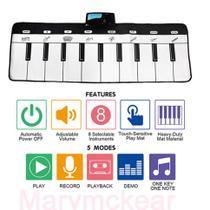 Piano Musical De Tapete Infantil Educativo Teclado Musical - Universal