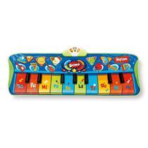 Piano Musical De Tapete Teclado Musical Infantil Educativo - Winfun