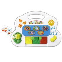 Piano Musical Infantil Com Sons - Braskit - 7896771606465