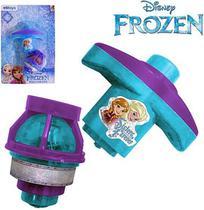 Pião c/ Luz Frozen - 129772 - Etilux