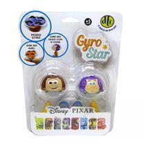Pião de Batalha Gyro Star Disney 2 Unidades - Buzz e Woody - DTC -