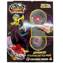 Piao de Batalha INFINITY Nado V Advanced Cracking SWORD Candide 3918 -