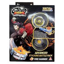 Pião De Batalha - Infinity Nado V - Advanced Edition - Fire Hammer - Candide -