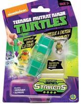 Pião de Batalha Spin Strikers Tartarugas Ninja Dtc -
