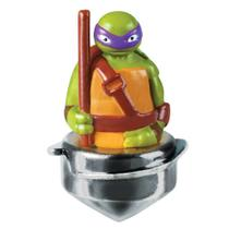 Pião de Batalha - The Ultimate Spin Strikers - Tartarugas Ninja - Donatello - DTC -