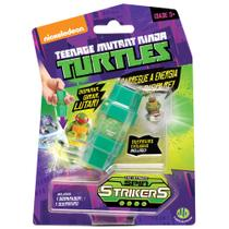Pião de Batalha - The Ultimate Spin Strikers - Tartarugas Ninja - Raphael - DTC -