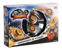 Pião Infinity Nado - Battle Series - Warriors X Flame - Candide