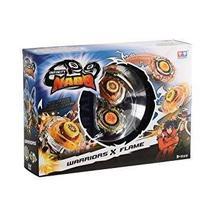 Pião Infinity Nado - Warriors Vs Flame - Candide 3903 - Brinquedos