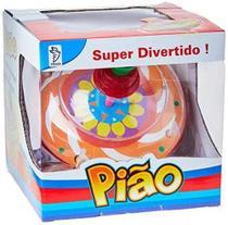 Pião Super Divertido - Fenix - Fenix Brinquedos