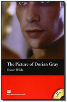Picture of dorian gray,the (audio cd included) - Macmillan