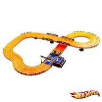 PIista Hot Wheels Track Set Pro 380cm Multikids