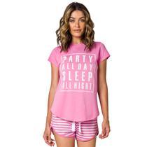 76a8fedc90d227 Pijama manga curta adulto - moulin rouge - Veggi