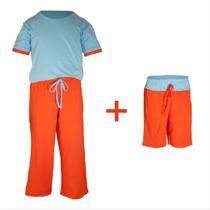 Pijama Toke Gumii (três peças) -