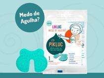 Pikluc aparelho para alívio da dor na hora da injeção - LIKLUC -