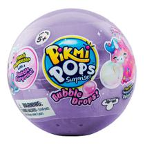 Pikmi Pops Bubble Drops Roxo - DTC -