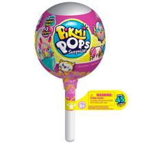 Pikmi Pops Kit Surpresa com 2 Pelúcias  - DTC -