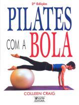 Pilates Com a Bola - Phorte -