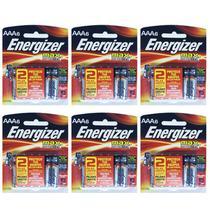 Pilha Alcalina AAA Palito Energizer Max - Leve 36 Pague 24 -