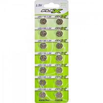 Pilha Bateria Botao LR1130 1.5V. FLEX -