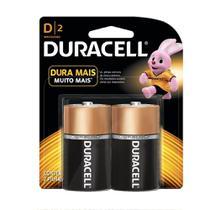 Pilha Duracell D Grande 1,5V -