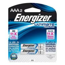 Pilha Energizer Ultimate Lithium AAA Energizer -