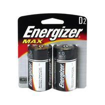Pilha Grande  D  Alcalina  Sm  2 Pc  26930  - Energizer -