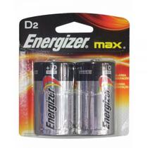 Pilha Max Grande  com 2 unidades  Energizer -