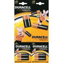 Pilhas Alcalinas AA MN1500 Duracell -
