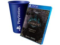 Pillars of Eternity Complete Edition para PS4 - RCELL + Copo PlayStation Azul