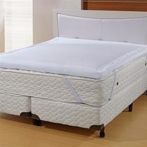 Pillow Top Casal Fibras Lit Blanc - Altenburg -