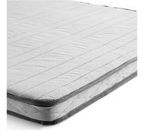 Pillow Top Herval Confort, Solteiro - com elástico, 8 x 88 x 188 cm -