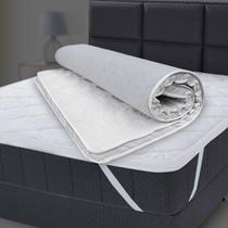 Pillow Top King De Espuma D33 Alta Durabilidade Conforto Firme 193x203x5cm - BF Colchões -