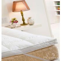 Pillow Top King Penas e Plumas de Ganso Plooma -