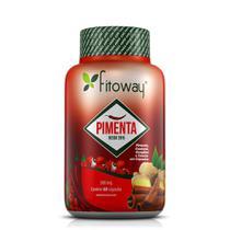 Pimenta fitoway 60 capsulas -