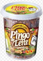 Pingo de leite tradicional - 250g - Jazam Alimentos