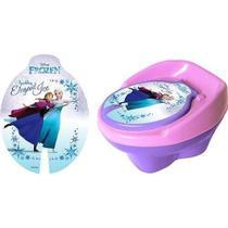 Pinico Infantil Troninho Para Criança Styll Baby Frozen -