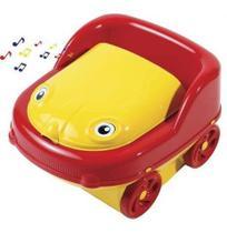 Pinico Troninho Infantil Musical Com Redutor Assento Styll - STYLL BABY
