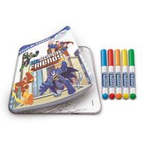 Pinte e Lave DC Super Friends - Fun Divirta-se -