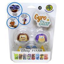 Piões de Batalha Giro Star Disney - Buzz e Woody - DTC -